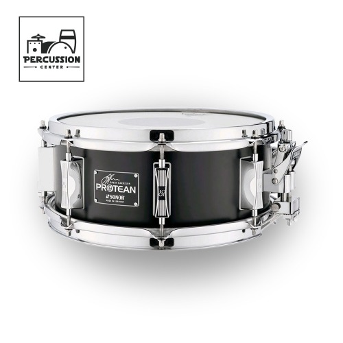 SonorSonor Gavin Harrison Protean SD14x5.25 Birch 나무재질하드케이스포함 색상 Semi Gloss Black Lacquer 독일산 스네어드럼 11177301