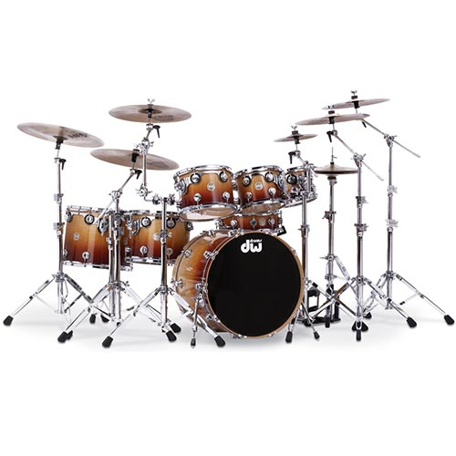 DWDW 콜렉터 시리즈 드럼 세트 (DRO3522-SNBTF)DW Collector Drum Set(Satin Oil,FinishPly,Lacquer Finish) DW드럼 퍼커션 퍼커션센터