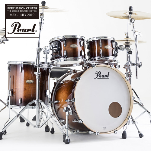 PearlPearl세션 스튜디오 드럼 풀패키지 (STS925XSP) 펄 Session Studio Select Drum Full Package 펄드럼 타악기 퍼커션 퍼커션센터